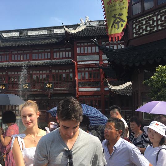 a Yu Yuan - Shanghai