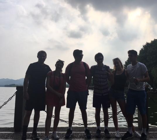 b Hangzhou