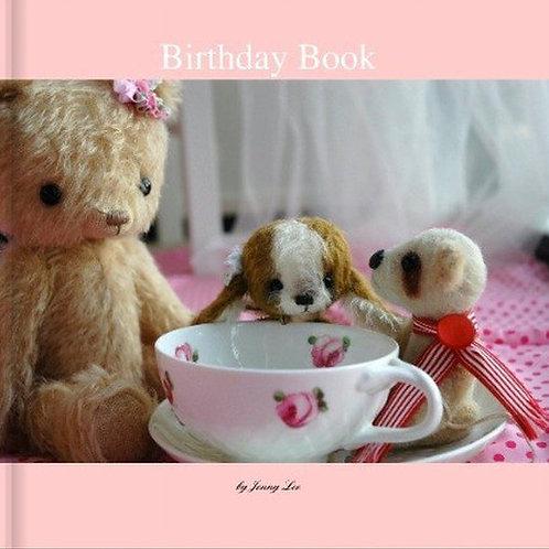 JennyLovesBenny's Birthday Book