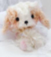 cavalier puppy dog ooak