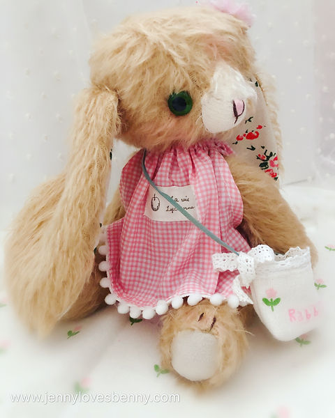 bunny rabbit ooak