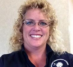 Gretchen Birt, Secretary SCEMA