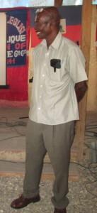 Pastor Clement