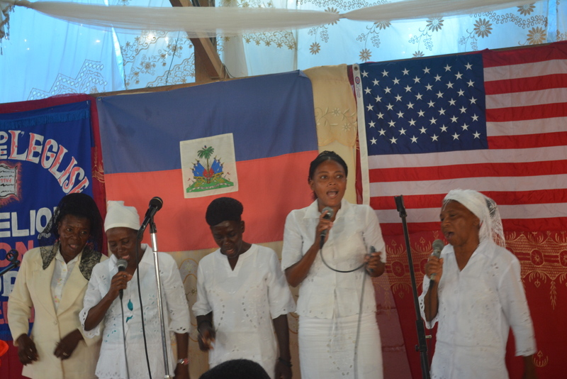 Ladies from Petit Goave