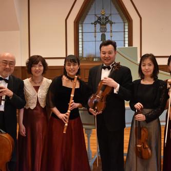 日本古楽アカデミー.第6回定期公演