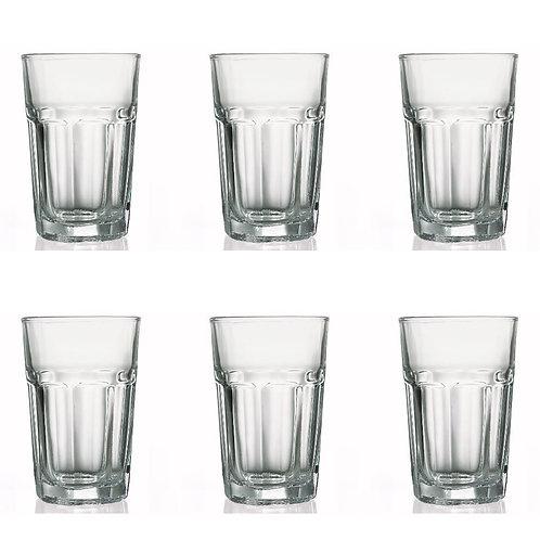 Cocktailglas, Saftglas