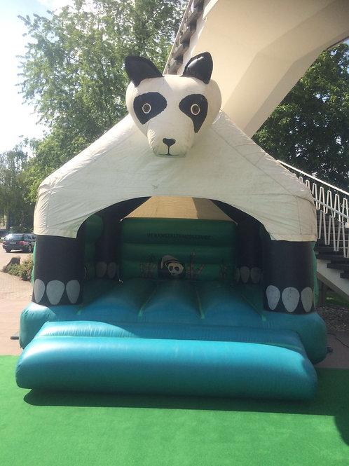 Hüpfburg, Panda, Mieterando