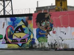 Guarulhos - Pintura dos Muros - Pimentas (98)