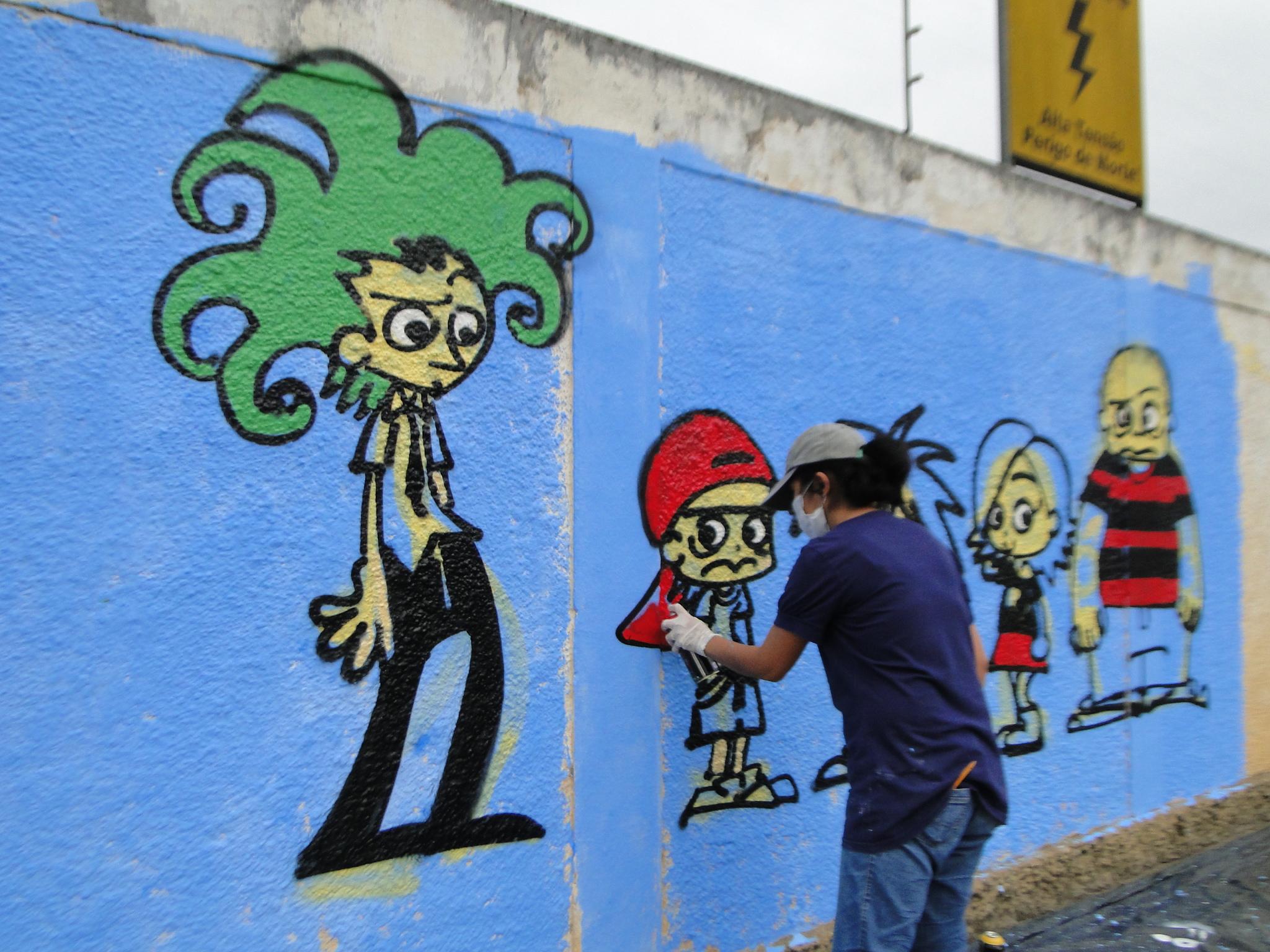 Mogi - Pintura do Muro, dia 1 (38)