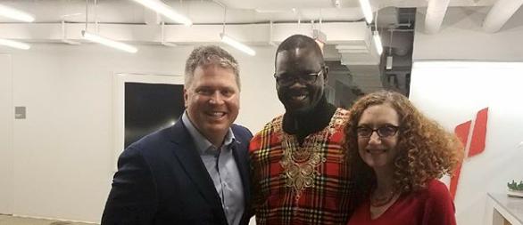 Safari Yangu, Global Citizens and Paradigm Panel to Support Immigrants