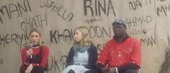 Fish out of Sea Hosted Panel With Safari Yangu about Refugees