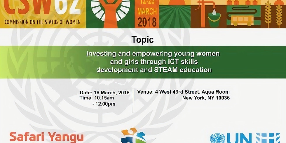 Commission On the Status of Women - CSW 62