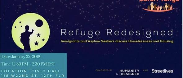 Refuge Redesigned
