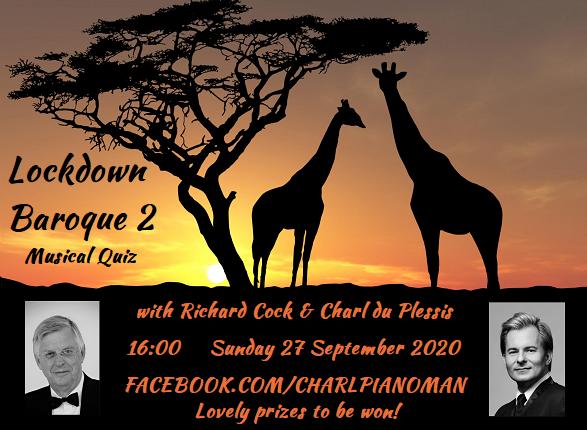 Lockdown Baroque 2 Quiz Facebook Banner.