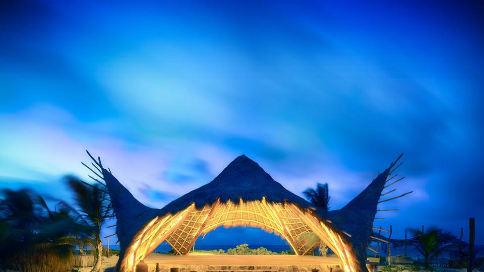 Winged Pyramid