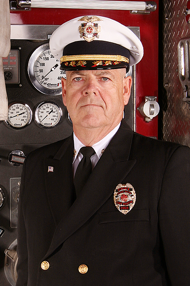 Colorado Veteran Fire Chief