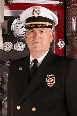 Colorado Veteran Fire Chief