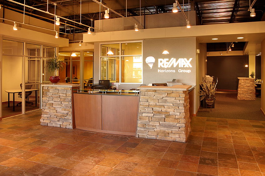 ReMax Office Front Desk 1