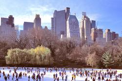 New York City Skating Rink