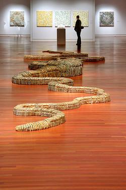 Fine Arts Museum Money Snake