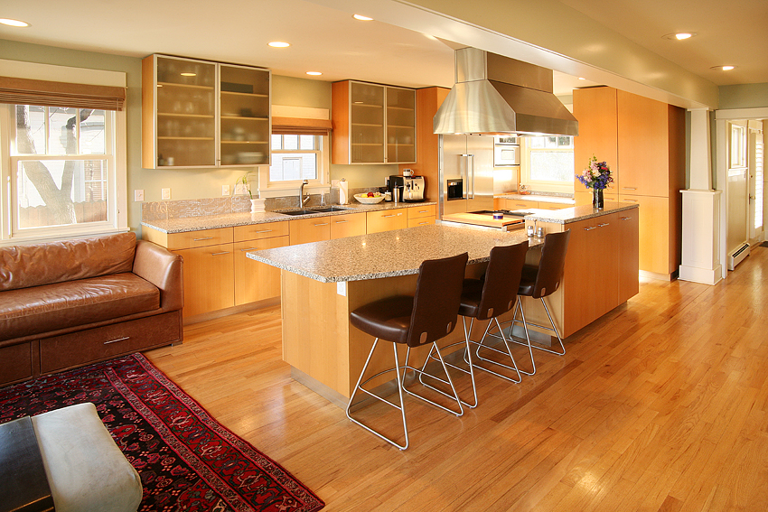 Contemporary Kitchen, Boulder 1