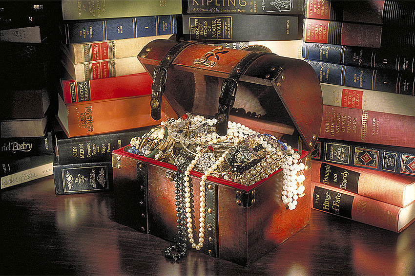 Literary Treasure Chest