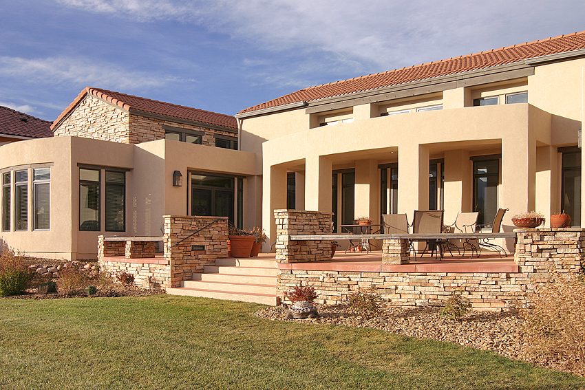 Contemporary Southwestern Home