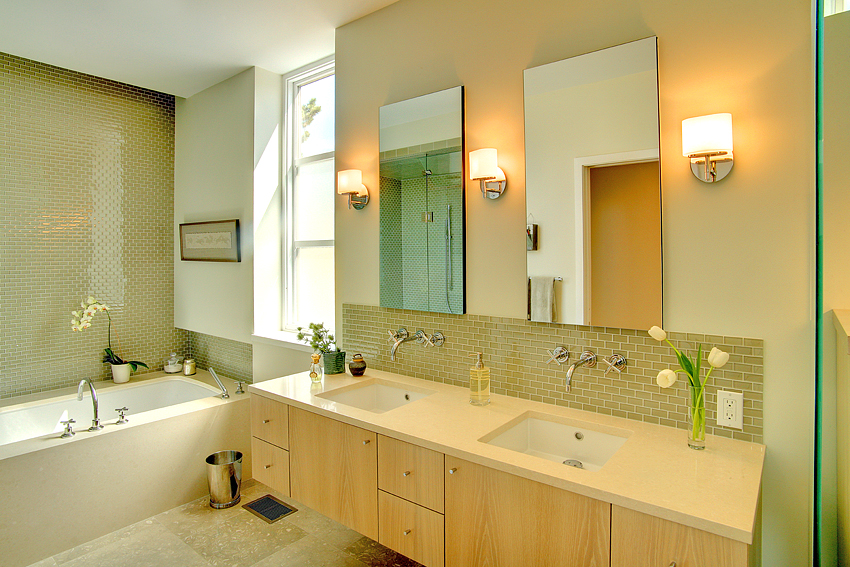 Contemporary Bathroom, Boulder