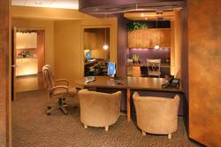 Dental Office Administrative Area