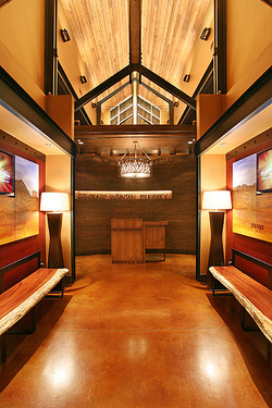 Colorado Restaurant & Brewery, Entry