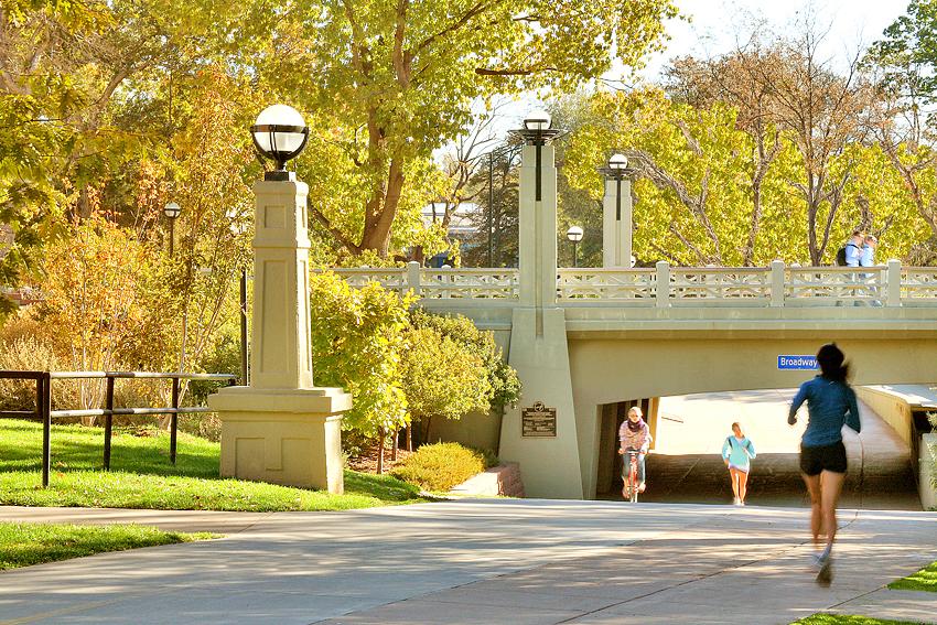 Fitness Capitol, Boulder, Colorado