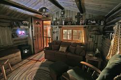 Americana Colorado Cabin Interior