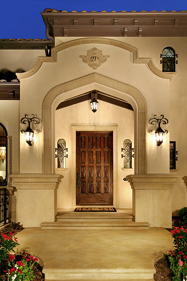 Italian Renaissance Entry, Denver