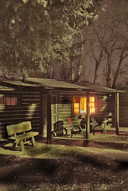 Moolit Cabin Colorado