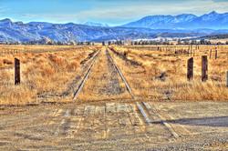 Forgotten RailRoad Tracks, Colorado