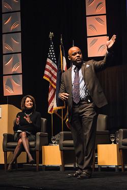 Denver, Colorado Mayor Hancock