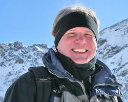 Portrait of Colorado Snow Skier