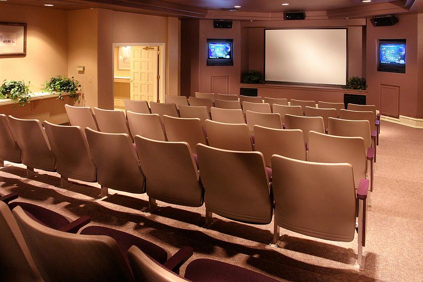 Apartment Theatre Interior 2