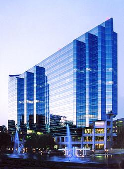 Corporate Office Steel & Glass, Eve