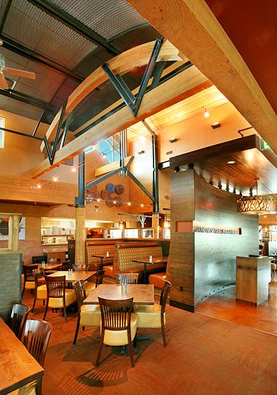 Colorado Restaurant & Brewery, DngRm