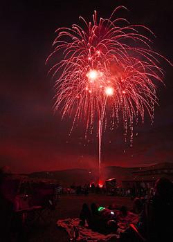July 4th Fireworks 2, Colorado