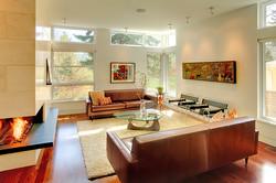 Contemporary Living Room, Boulder