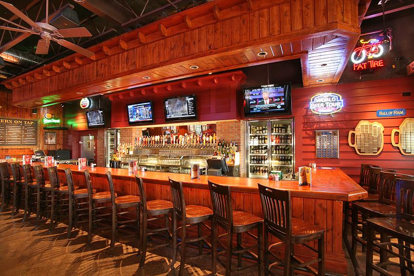 Old Chicago Restaurant, Bar