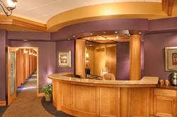 Dentist's Lobby Frontdesk