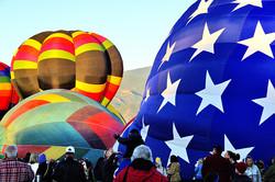 Balloon Rise, Memorial Day