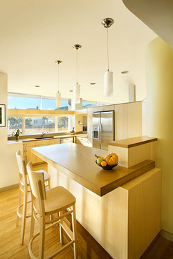 Net Zero Home Kitchen, Boulder