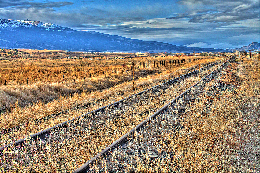 RailRoad Tracks & Memories, Colorado