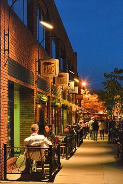 Saturday Evening, Boulder, Colorado