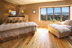 Bed and Breakfast Master Bedroom
