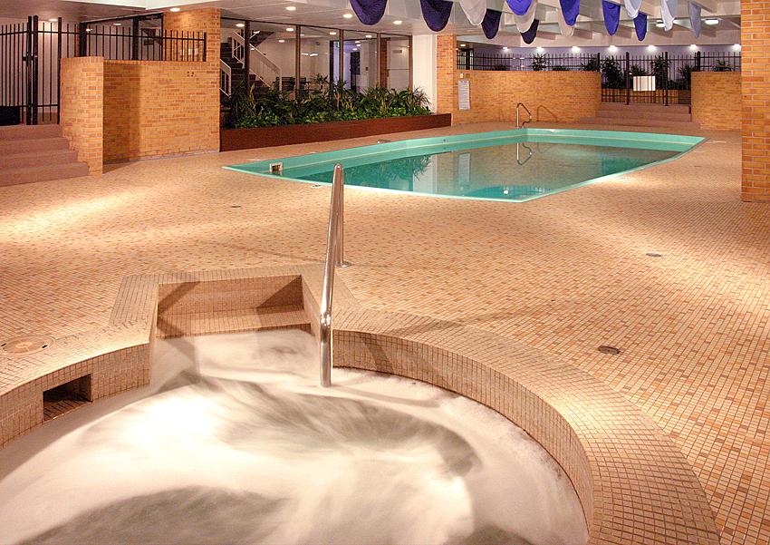 Apartment Indoor Pool & Jacuzzi